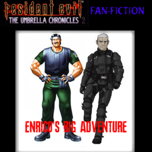 Resident Evil Podcast Enricos Adventure