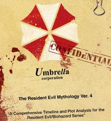 Resident Evil Podcast Timeline